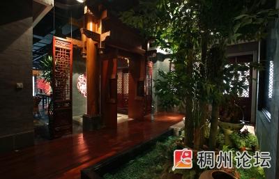 明清仿古家具 中式茶楼装修设计及其效果图 房产与装修 义