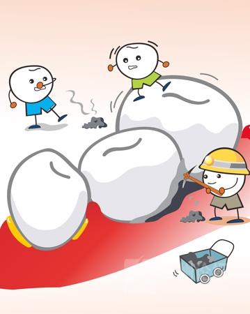 幼儿牙齿保健知识_儿童口腔保健如何保护儿童牙齿_儿童__99健
